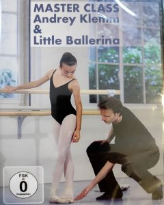 Little Ballerina DVD