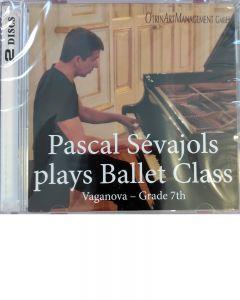 Ballet Class - Vaganova 7th